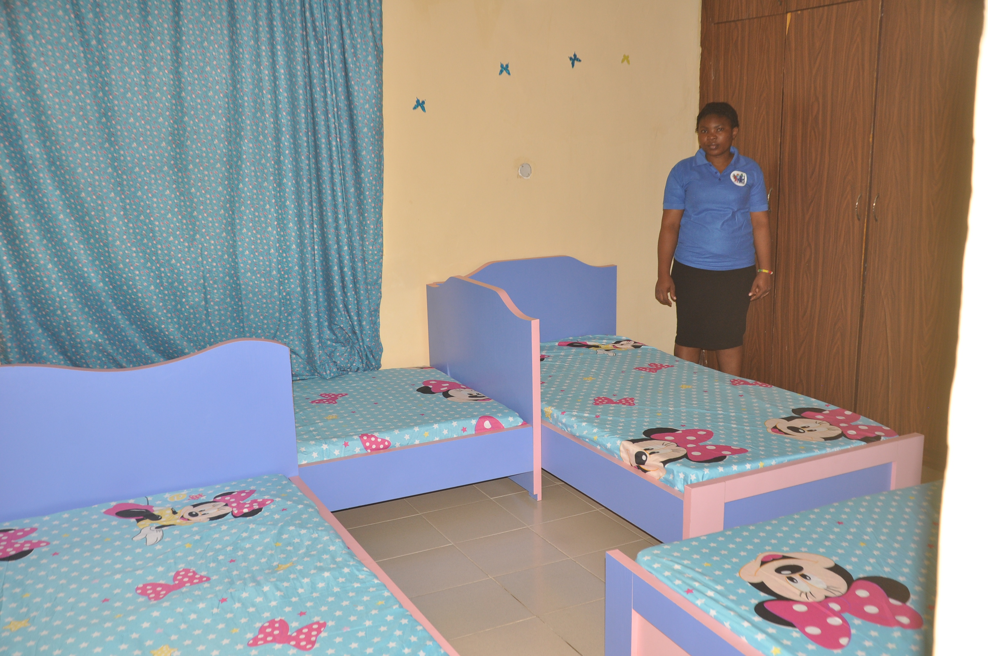 MS BLESSING OKORO (CAREGIVER ASSISTANT BOYS ROOM)