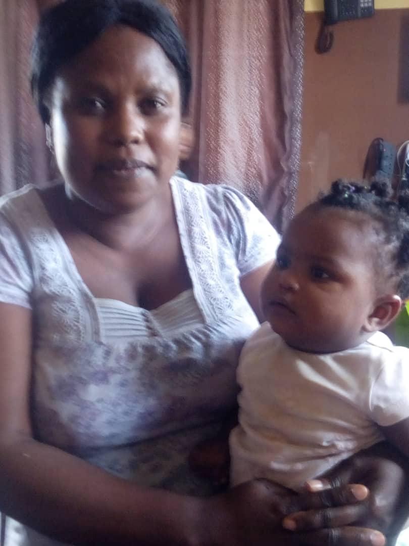 Mrs Lamine Gomoh MATRON ADMIN